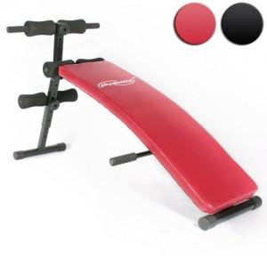 Banc-de-musculation-Rouge-143cm-x-56cm-x-6382cm-DIVERSES-COULEURS-AU-CHOIX-0