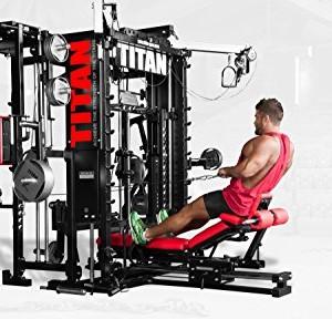 TITAN-T1-X-Banc-de-Musculation-Professionnel-Banc-Musculation-Multifonction-0