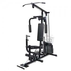 vidaXL-Banc-de-Musculation-Station-Musculation-0