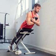 TecTake-Appareil-de-musculation-du-dos-abdominaux-fitness-banc-pliable-Hyper-Extension-0-0