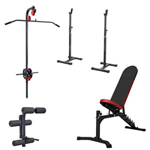 Banc-quipement-MH-Z170-Marbo-Sport-Poste-Multi-Gym-Home-Musculation-Station-0