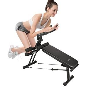 INTEY-AB-Plank-Appareils-abdominaux-banc-de-repos-rglable-Abdominal-Ab-Crunch-Bassin-de-poids-quipement-dexercice-pour-gymnastique--la-maison-0