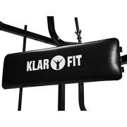 Klarfit-Workout-Hero-Multistation--Banc-dhaltrophilie--Banc-de-musculation--Support-pour-haltres--Barres-de-flexion-pour-bras-et-jambes--Capacit-de-charge-max-160-kg--Cadre-en-acier-noir-0-0