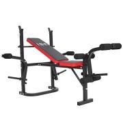 Banc-de-Musculation-Multifonction-Ajustable-Pliable-Inclinable-Fitness-Pour-Entrainement-Complet-ISE-SY543-0