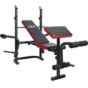 Banc-de-Musculation-Multifonction-Rglable-Pliable-Inclinable-Fitness-Pour-Entrainement-Complet-ISE-SY-5430B-0-0