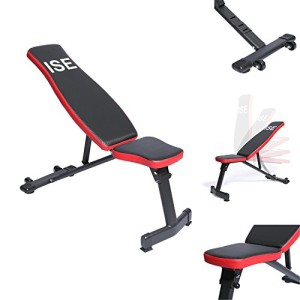 Banc-de-musculation-inclinable-pliable-banc-reglable-ISE-SY-5021-0