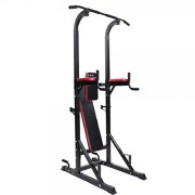 ISE-Chaise-Romaine-Station-Traction-Dips-Multifonctions-Barre-de-Traction-Dips-Banc-de-Musculation-SY-4006-0-0