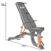 MiraFit-Banc-Rglable-de-Musculation-Robuste-260kg-0-0