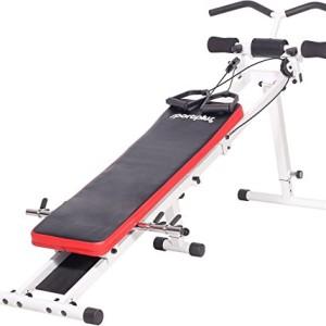 Sportplus-SP-TG-001-Banc-de-MusculationAppareil--Charge-Guide-Pliable-Compact-Poids-de-lUtilisateur-jusqu-120-kg-Parfait-le-Fitness-la-Musculation-0