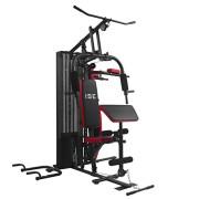 ISE-Station-de-Musculation-Appareil-de-Musculation-Fitness-Multifonction-avec-Poids-SY-4009-0-0