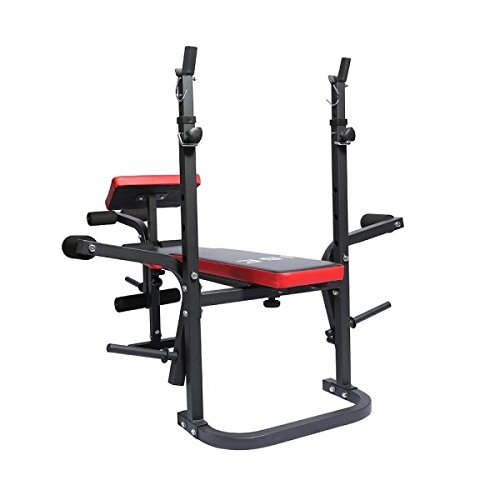 Achat Ise Banc De Musculation Multifonction Réglable Pliable
