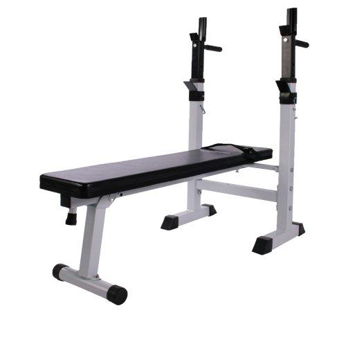 Achat Physionics Banc De Musculation Pliable Avec Support Pour