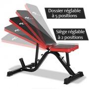 vengaconmigo-Banc-dHaltrophilie-Banc-de-Musculation-Inclinable-Dossier-Rglables-en-7-Positions-pour-Muscles-Abdominaux-Charge-Max-200-KG-Dimension-115-x-60-x-127-cm-0-0