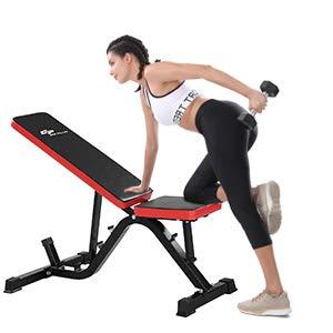 vengaconmigo-Banc-dHaltrophilie-Banc-de-Musculation-Inclinable-Dossier-Rglables-en-7-Positions-pour-Muscles-Abdominaux-Charge-Max-200-KG-Dimension-115-x-60-x-127-cm-0